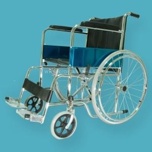 Standard Wheelchair with Spoke Wheels