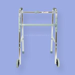 2.2-Foldable-Walker-with-5-Wheels---B