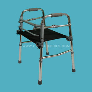 Walker with Seat