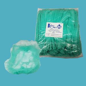 Procare Bouffant Cap (Green)
