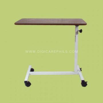 Hospital bedside cabinet - Hospital Overbed Table