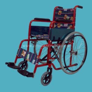 Character Pediatric Wheelchair