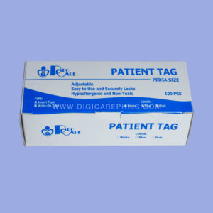 Procare Child Patient Tag Packaging